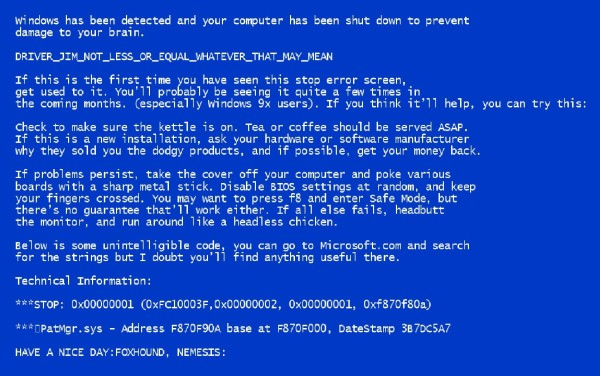 BSoD: what is it and how do I fix it? – Official Site: NeTTronix